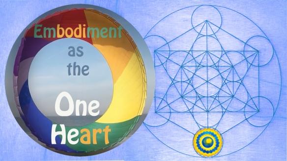 One Heart Facebook banner